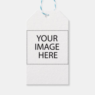 YOUR IMAGE HERE CUSTOMIZABLE PACK OF GIFT TAGS
