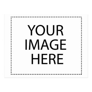 YOUR IMAGE HERE CUSTOMIZABLE POSTCARD