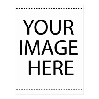 YOUR IMAGE HERE CUSTOMIZABLE PRODUCT POSTCARD