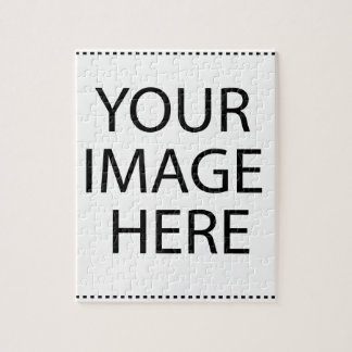 YOUR IMAGE HERE CUSTOMIZABLE PUZZLE