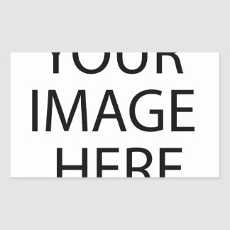 YOUR IMAGE HERE CUSTOMIZABLE STICKER