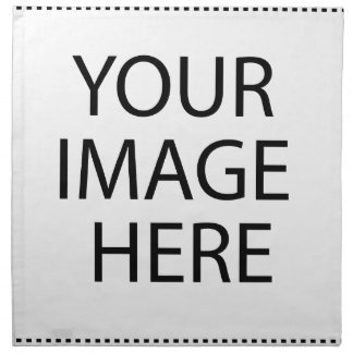 Your Image Here Napkin