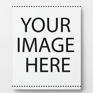 your image here plaque