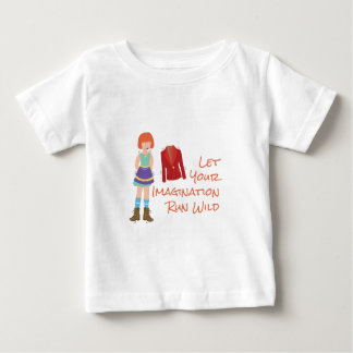 Your Imagination Baby T-Shirt