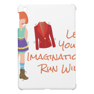 Your Imagination iPad Mini Cover