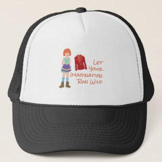 Your Imagination Trucker Hat