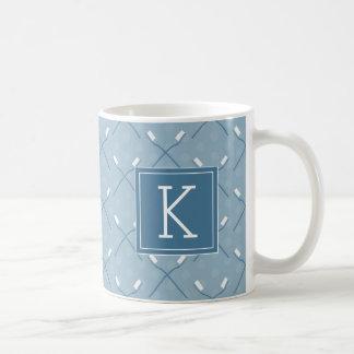 Your Initial   Cute Teeth Coffee Mug