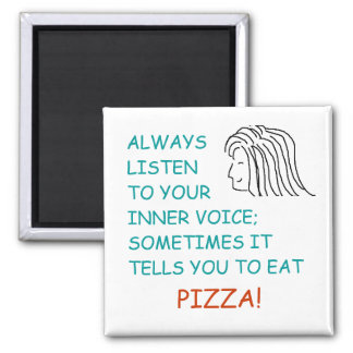 YOUR INNER VOICE - magnet - Customized