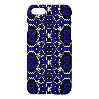 Your iPhone 7 Matte Case - Blue Black