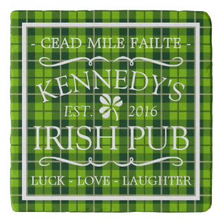 Your Irish Pub Trivet