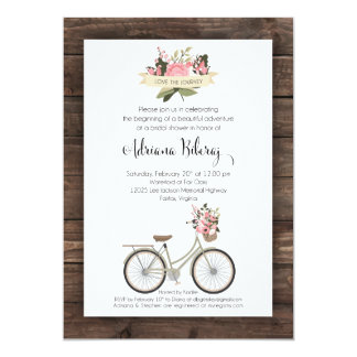 """Your Journey 5"""" x 7"""" Invitation / Flat Card"""