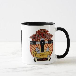 Your Kung Foos Is Weak Coffee Mug