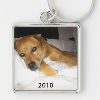 Your large Square template Keychain