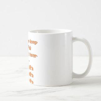 Your Lips Keep Moving But All I Hear Is Blah, Blah Coffee Mug