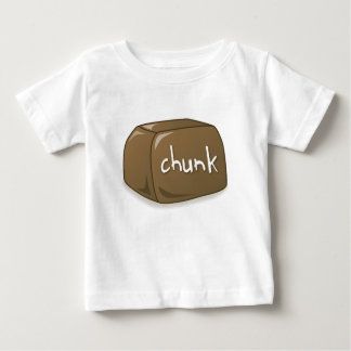 Your little chunk! baby T-Shirt