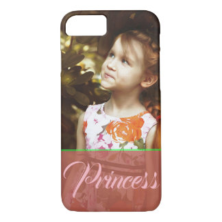 Your little princess personalized phone case