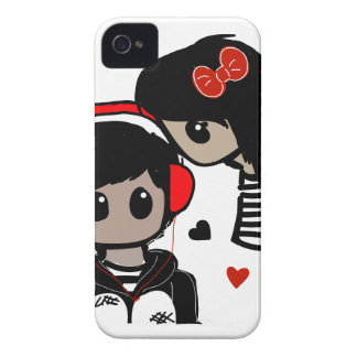 Your Love is a Song Case-Mate iPhone 4 Case
