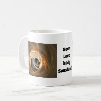 Your Love is My Sunshine Coffee Mug