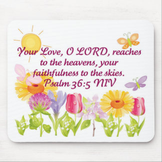 Your Love, O Lord Mouse Pad