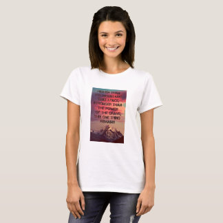 Your Love of never Fails T-Shirt