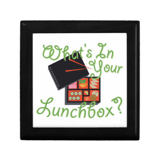 Your Lunch Box Keepsake Boxes