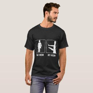 Your Mom My Mom History Teacher Tshirt