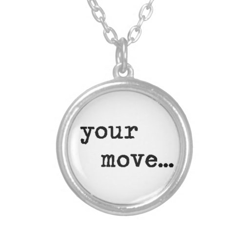 your move... Necklace