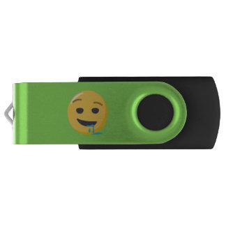 """Your Name"" and Emoji USB Flash Drive"