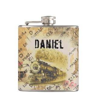 Your Name on this Rolling Thunder Flask