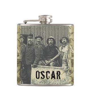 Your Name on this Workmen Flask