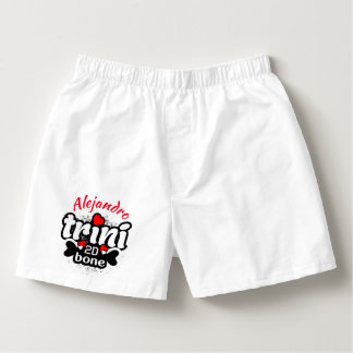 ( Your Name) Trini 2D Bone Boxers