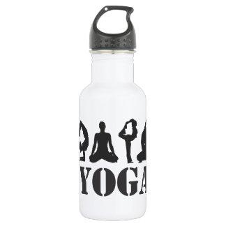 Your New Yoga Bottle! 532 Ml Water Bottle