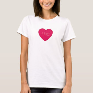 Your Own Candy Heart Conversation T-Shirt
