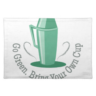 Your Own Cup Placemats