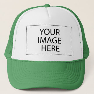 Your Own Design, Image Here! 11 Color Combinations Trucker Hat