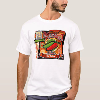 Your own personal chile label t-shirt