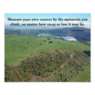 Your Own Success New Zealand Photo Print