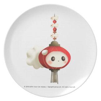 Your paper lantern 2 u dinner plate