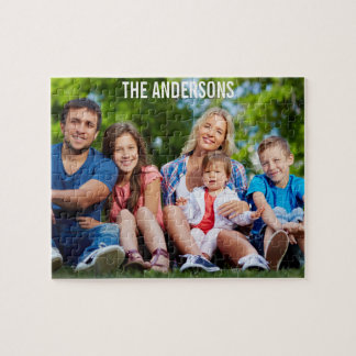 Your Personalized Family Photo Puzzle