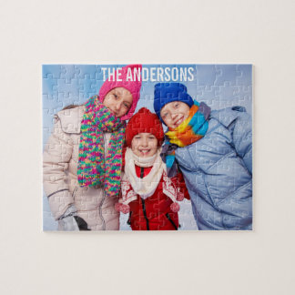 Your Personalized Kids Photo Puzzle