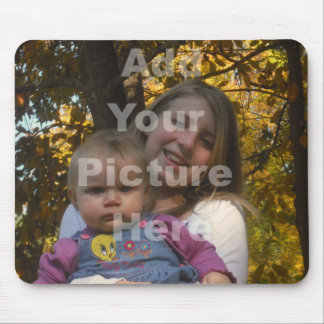 Your Personalized Photo Mousepad