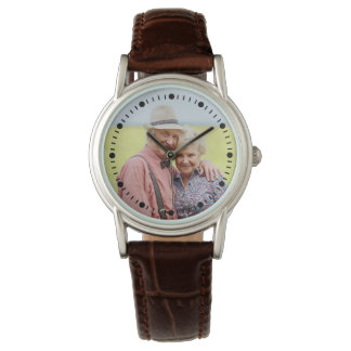 YOUR PHOTO custom watches