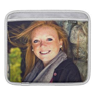 Your Photo Graduation, Family, Baby, Pet etc iPad Sleeve