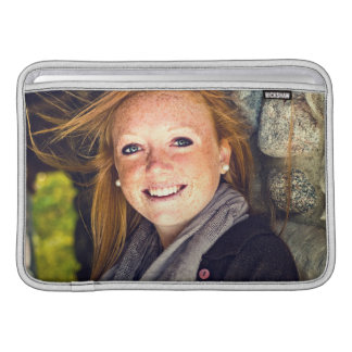 Your Photo Graduation, Family, Baby, Pet etc MacBook Air Sleeve