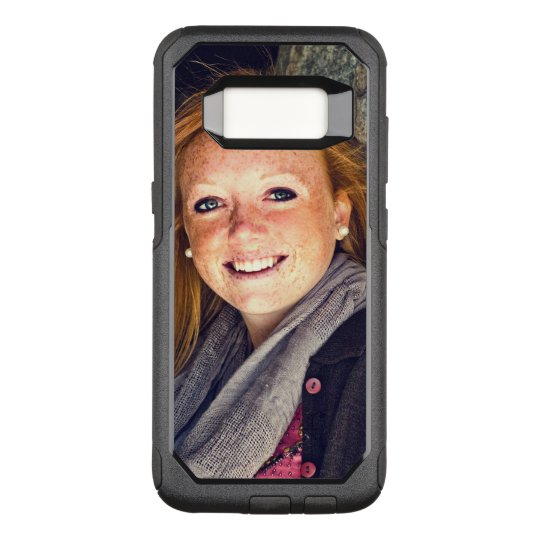 Your Photo Graduation, Family, Baby, Pet etc OtterBox Commuter Samsung Galaxy S8 Case