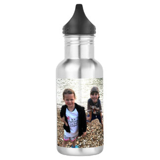 Your photo water bottle