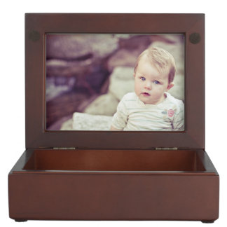 Your Photograph Keepsake Boxes