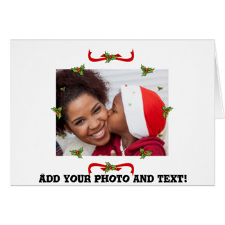 Your photograph of Christmas Card