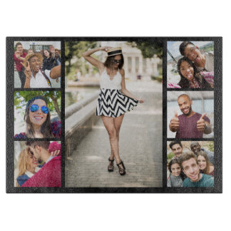 YOUR Photos custom cutting board