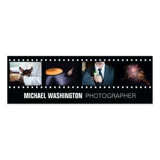 YOUR PHOTOS custom photographer business cards